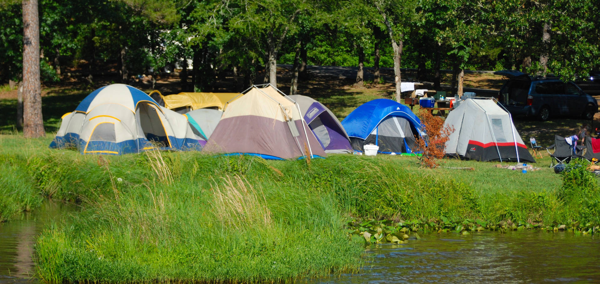 Consider These Safety Tips When Camping In Mother Nature