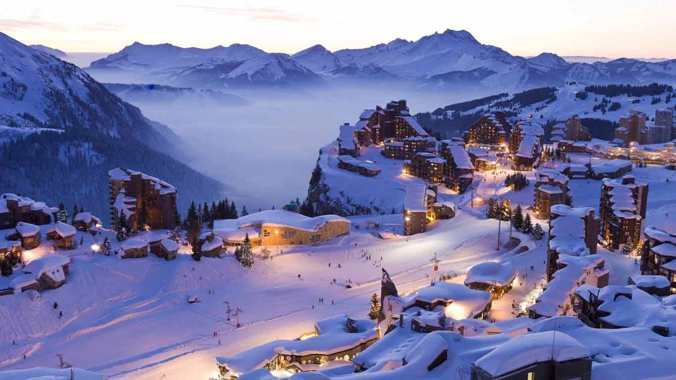 Courchevel Chalets - Comfort And Elegance Personified