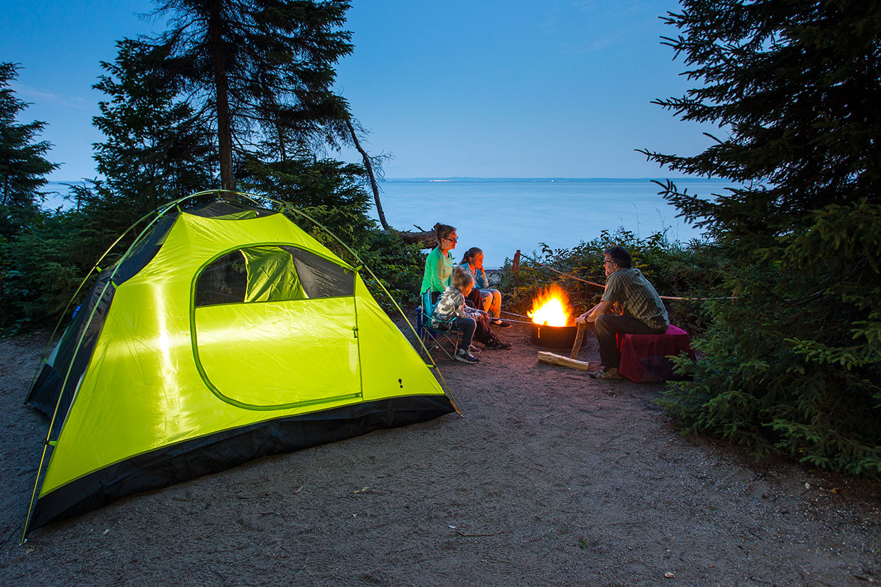 The Basics of Tent Camping