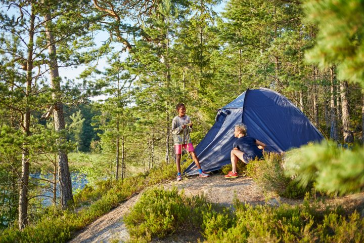 Tips for Camping With Your Kids