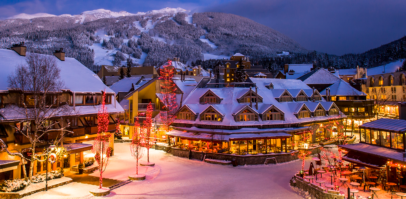 Top Five Ski Resorts of The World